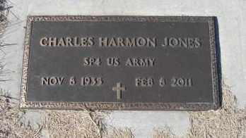 JONES, CHARLES HARMON VETERAN - Howell County, Missouri   CHARLES HARMON VETERAN JONES - Missouri Gravestone Photos