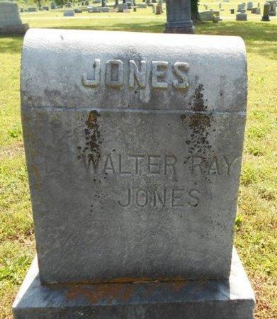 JONES, WALTER RAY - Howell County, Missouri | WALTER RAY JONES - Missouri Gravestone Photos