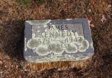 KENNEDY, JAMES - Howell County, Missouri | JAMES KENNEDY - Missouri Gravestone Photos