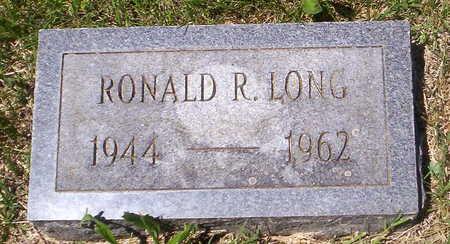 LONG, RONALD - Howell County, Missouri | RONALD LONG - Missouri Gravestone Photos