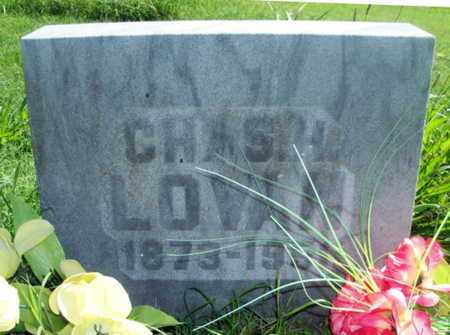 LOVAN, CHARLES H. - Howell County, Missouri   CHARLES H. LOVAN - Missouri Gravestone Photos