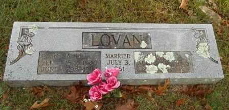 LOVAN, ROSA LEE - Howell County, Missouri | ROSA LEE LOVAN - Missouri Gravestone Photos
