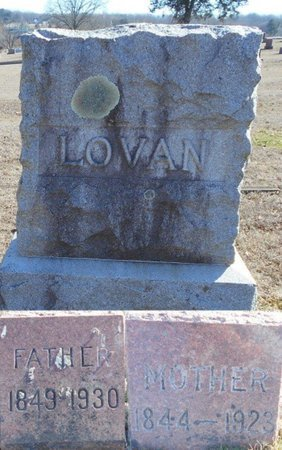LOVAN, ALZIRA A. - Howell County, Missouri | ALZIRA A. LOVAN - Missouri Gravestone Photos