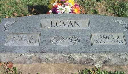 LOVAN, JAMES RUSSELL - Howell County, Missouri | JAMES RUSSELL LOVAN - Missouri Gravestone Photos