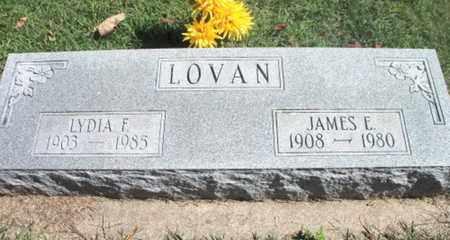 LOVAN, LYDIA GERTRUDE - Howell County, Missouri | LYDIA GERTRUDE LOVAN - Missouri Gravestone Photos