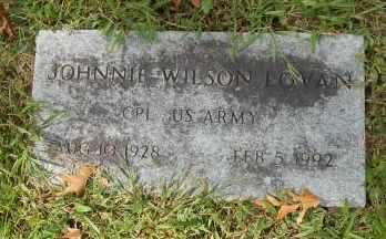 LOVAN, JOHNNIE WILSON VETERAN - Howell County, Missouri | JOHNNIE WILSON VETERAN LOVAN - Missouri Gravestone Photos