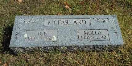 MCFARLAND, MOLLIE - Howell County, Missouri | MOLLIE MCFARLAND - Missouri Gravestone Photos