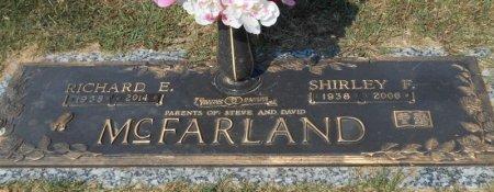 MCFARLAND, RICHARD EDWIN - Howell County, Missouri | RICHARD EDWIN MCFARLAND - Missouri Gravestone Photos