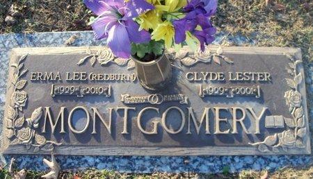 MONTGOMERY, ERMA LEE - Howell County, Missouri | ERMA LEE MONTGOMERY - Missouri Gravestone Photos