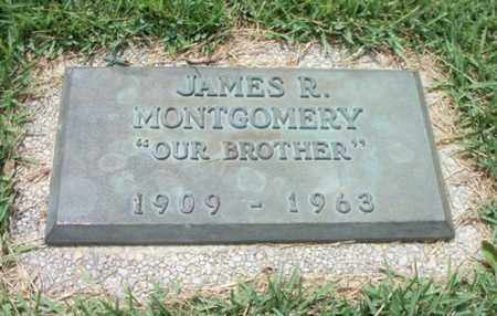 MONTGOMERY, JAMES R. - Howell County, Missouri | JAMES R. MONTGOMERY - Missouri Gravestone Photos