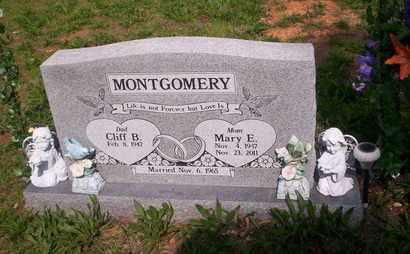 MONTGOMERY, MARY E - Howell County, Missouri | MARY E MONTGOMERY - Missouri Gravestone Photos
