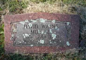 MORGAN, DAVID WAYNE - Howell County, Missouri   DAVID WAYNE MORGAN - Missouri Gravestone Photos
