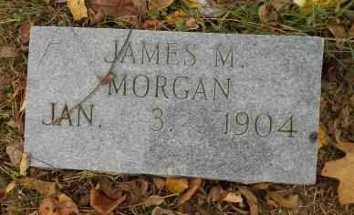MORGAN, JAMES M. - Howell County, Missouri | JAMES M. MORGAN - Missouri Gravestone Photos