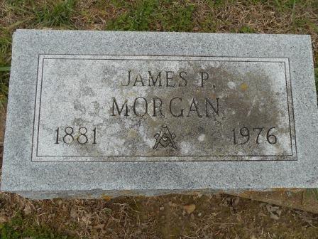 MORGAN, JAMES P - Howell County, Missouri | JAMES P MORGAN - Missouri Gravestone Photos
