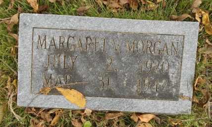 MORGAN, MARGARET V. - Howell County, Missouri   MARGARET V. MORGAN - Missouri Gravestone Photos