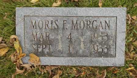 MORGAN, MORIS F. - Howell County, Missouri   MORIS F. MORGAN - Missouri Gravestone Photos