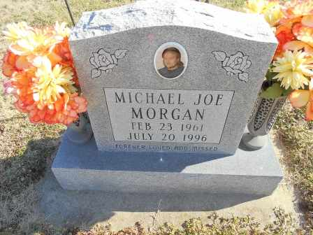 MORGAN, MICHAEL JOE - Howell County, Missouri   MICHAEL JOE MORGAN - Missouri Gravestone Photos