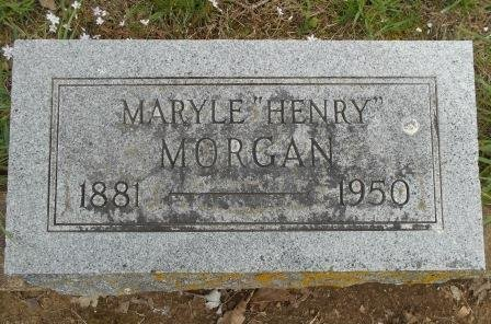 MORGAN, MARYLE - Howell County, Missouri | MARYLE MORGAN - Missouri Gravestone Photos
