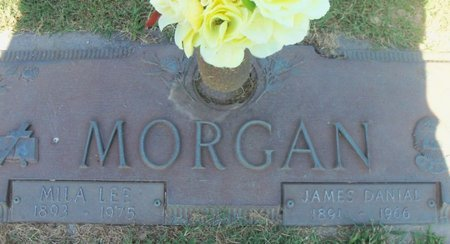 MORGAN, JAMES DANIAL - Howell County, Missouri | JAMES DANIAL MORGAN - Missouri Gravestone Photos