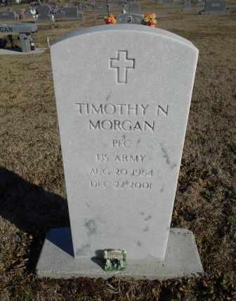 MORGAN, TIMOTHY N. VETERAN - Howell County, Missouri | TIMOTHY N. VETERAN MORGAN - Missouri Gravestone Photos