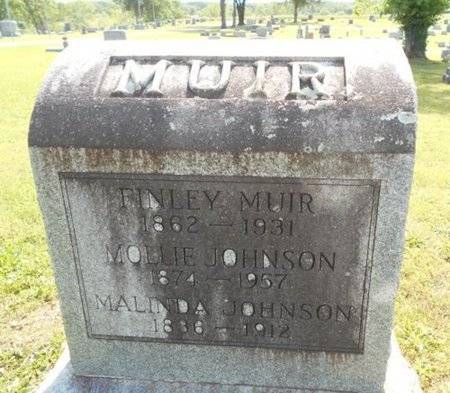 JOHNSON, MALINDA R. - Howell County, Missouri | MALINDA R. JOHNSON - Missouri Gravestone Photos