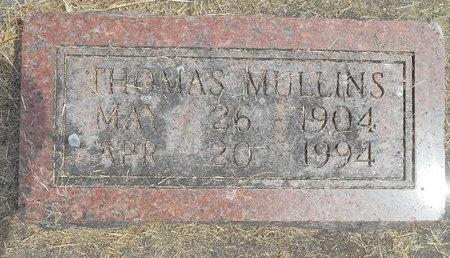 MULLINS, THOMAS - Howell County, Missouri | THOMAS MULLINS - Missouri Gravestone Photos