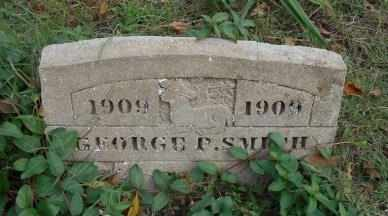SMITH, GEORGE PACE - Howell County, Missouri | GEORGE PACE SMITH - Missouri Gravestone Photos