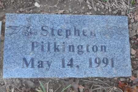PILKINGTON, STEPHEN - Howell County, Missouri | STEPHEN PILKINGTON - Missouri Gravestone Photos