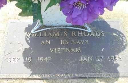 RHOADS, WILLIAM S VETERAN VIETNAM - Howell County, Missouri | WILLIAM S VETERAN VIETNAM RHOADS - Missouri Gravestone Photos