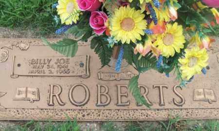 ROBERTS, BILLY JOE - Howell County, Missouri   BILLY JOE ROBERTS - Missouri Gravestone Photos