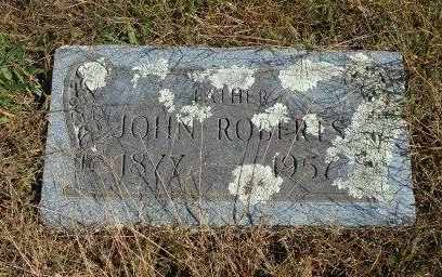 ROBERTS, JOHN - Howell County, Missouri | JOHN ROBERTS - Missouri Gravestone Photos