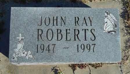 ROBERTS, JOHN RAY - Howell County, Missouri | JOHN RAY ROBERTS - Missouri Gravestone Photos