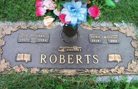 "ROBERTS, DORA IMOGENE ""JEAN"" - Howell County, Missouri | DORA IMOGENE ""JEAN"" ROBERTS - Missouri Gravestone Photos"