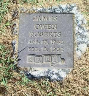 ROBERTS, JAMES OWEN - Howell County, Missouri   JAMES OWEN ROBERTS - Missouri Gravestone Photos