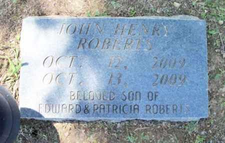 ROBERTS, JOHN HENRY - Howell County, Missouri | JOHN HENRY ROBERTS - Missouri Gravestone Photos