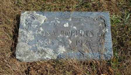 ROBERTS, ROSA - Howell County, Missouri   ROSA ROBERTS - Missouri Gravestone Photos