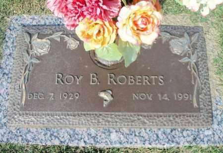 ROBERTS, ROY BENSON - Howell County, Missouri   ROY BENSON ROBERTS - Missouri Gravestone Photos