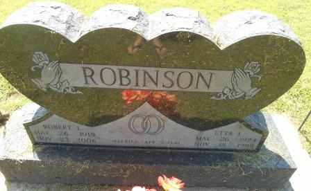 ROBINSON, ROBERT VETERAN WWII - Howell County, Missouri | ROBERT VETERAN WWII ROBINSON - Missouri Gravestone Photos