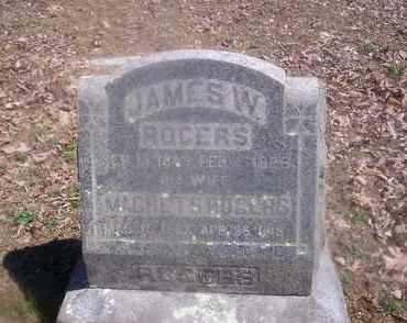 ROGERS, JAMES W - Howell County, Missouri   JAMES W ROGERS - Missouri Gravestone Photos
