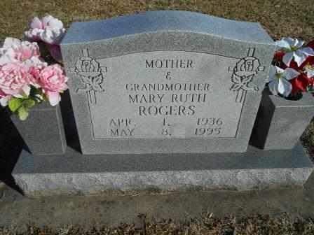 ROGERS, MARY RUTH - Howell County, Missouri   MARY RUTH ROGERS - Missouri Gravestone Photos