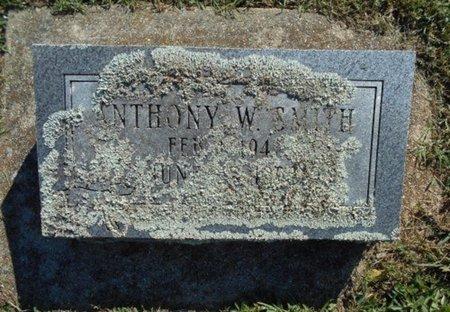 SMITH, ANTHONY W. - Howell County, Missouri | ANTHONY W. SMITH - Missouri Gravestone Photos