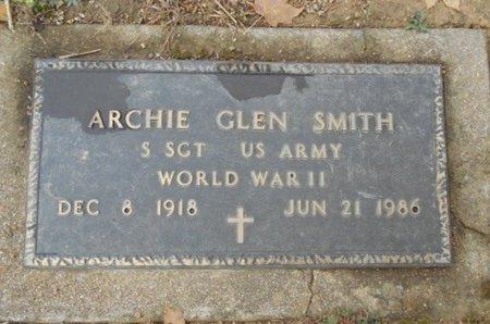 SMITH, ARCHIE GLEN VETERAN WWII - Howell County, Missouri | ARCHIE GLEN VETERAN WWII SMITH - Missouri Gravestone Photos