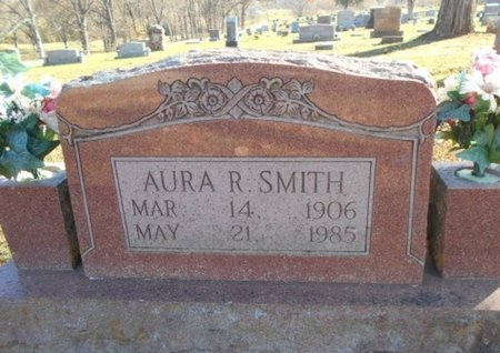 SMITH, AURA R. - Howell County, Missouri | AURA R. SMITH - Missouri Gravestone Photos