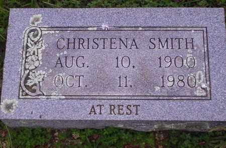 SMITH, CHRISTENA - Howell County, Missouri   CHRISTENA SMITH - Missouri Gravestone Photos