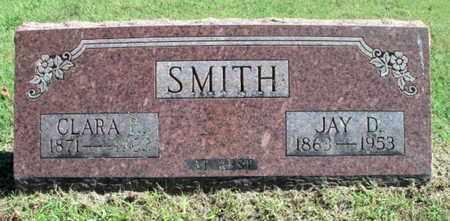 SMITH, CLARA ESTELLE - Howell County, Missouri | CLARA ESTELLE SMITH - Missouri Gravestone Photos