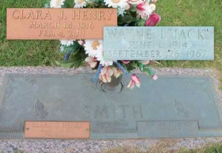 "SMITH, WAYNE I. ""JACK"" - Howell County, Missouri | WAYNE I. ""JACK"" SMITH - Missouri Gravestone Photos"
