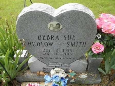 HUDLOW SMITH, DEBRA SUE - Howell County, Missouri | DEBRA SUE HUDLOW SMITH - Missouri Gravestone Photos
