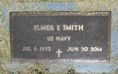 SMITH, ELMER E. VETERAN - Howell County, Missouri | ELMER E. VETERAN SMITH - Missouri Gravestone Photos