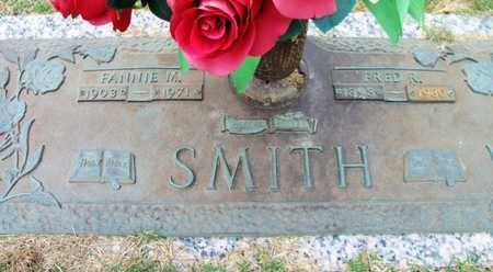 SMITH, FANNIE MAUDE - Howell County, Missouri | FANNIE MAUDE SMITH - Missouri Gravestone Photos