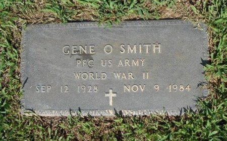 SMITH, GENE O. VETERAN WWII - Howell County, Missouri | GENE O. VETERAN WWII SMITH - Missouri Gravestone Photos
